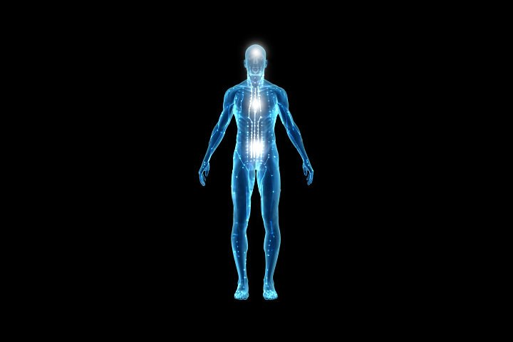 Internal Body Scan & Ice Water Mist Audio Meditations